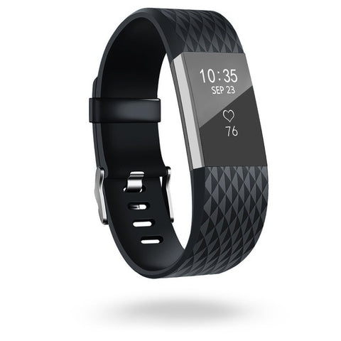 Silicone Band for Fitbit Charge 2
