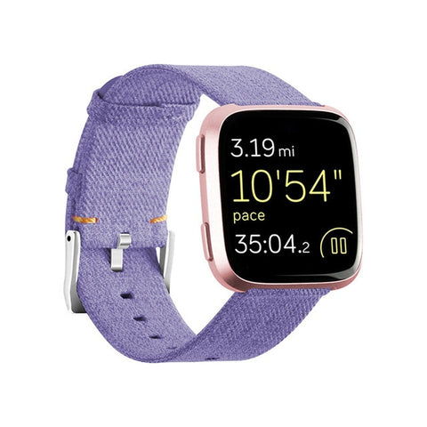 Fabric Sports Band for Fitbit Versa