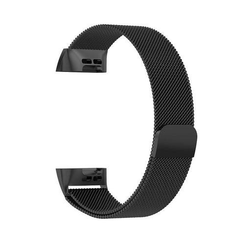 Milanese Loop Band for Fitbit Charge 3