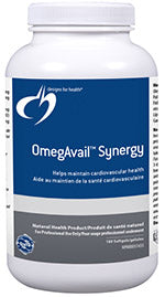 OmegAvail Synergy 180 softgels