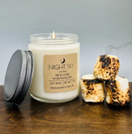 FIRE ROASTED MARSHMALLOW SOY CANDLE