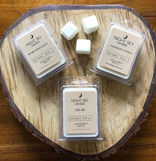 BLACK SEA SOY WAX MELTS