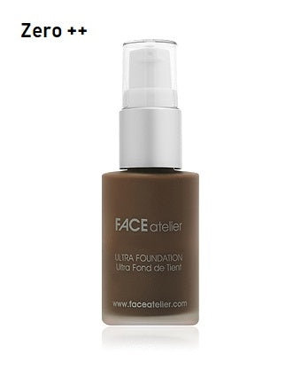 Foundation - gross, 30ml (Vegan)