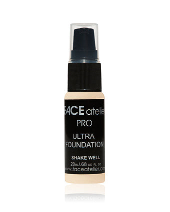 FACEatelier Ultra Foundation Pro, 20ml (VEGAN)