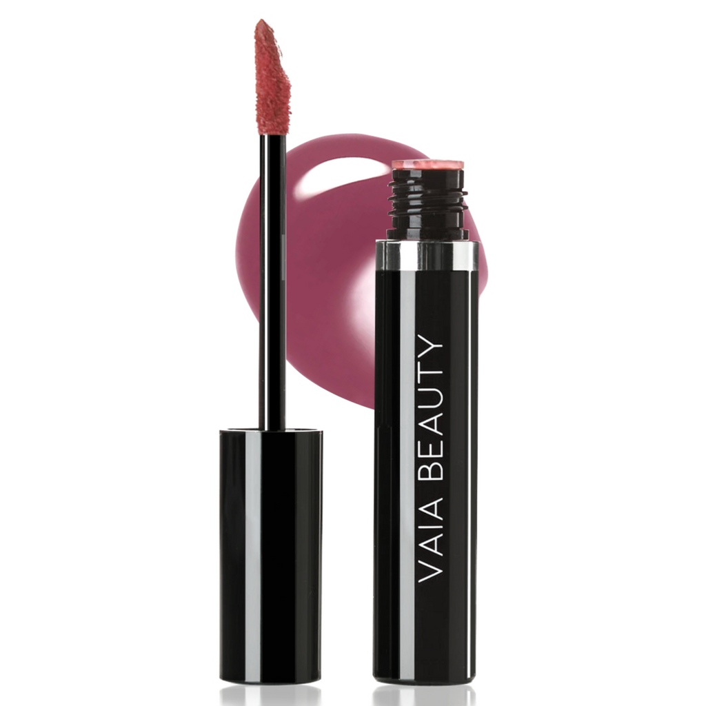 Vaia Beauty Matte Liquid Lipstick Miami Mystic