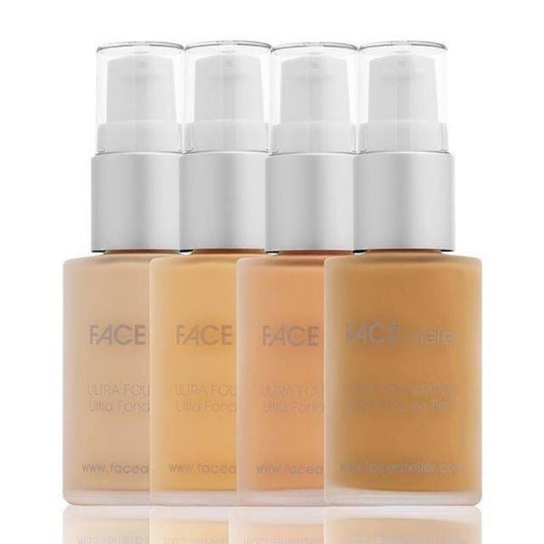 FACEatelier Ultra Foundation - gross, 30ml (Vegan)
