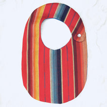 Serape Bib - Red