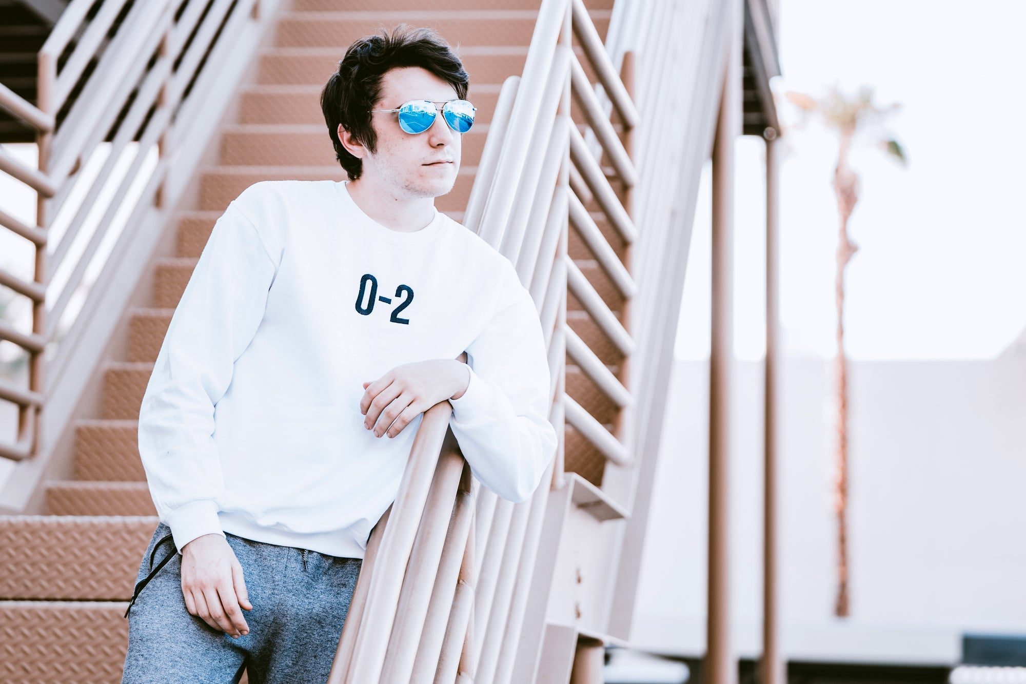 """THE 0-2: SWEATER"" (restocked)"