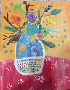 Art Camp for ladies on June 11 6:30-8:30 p.m. at Studio Slant