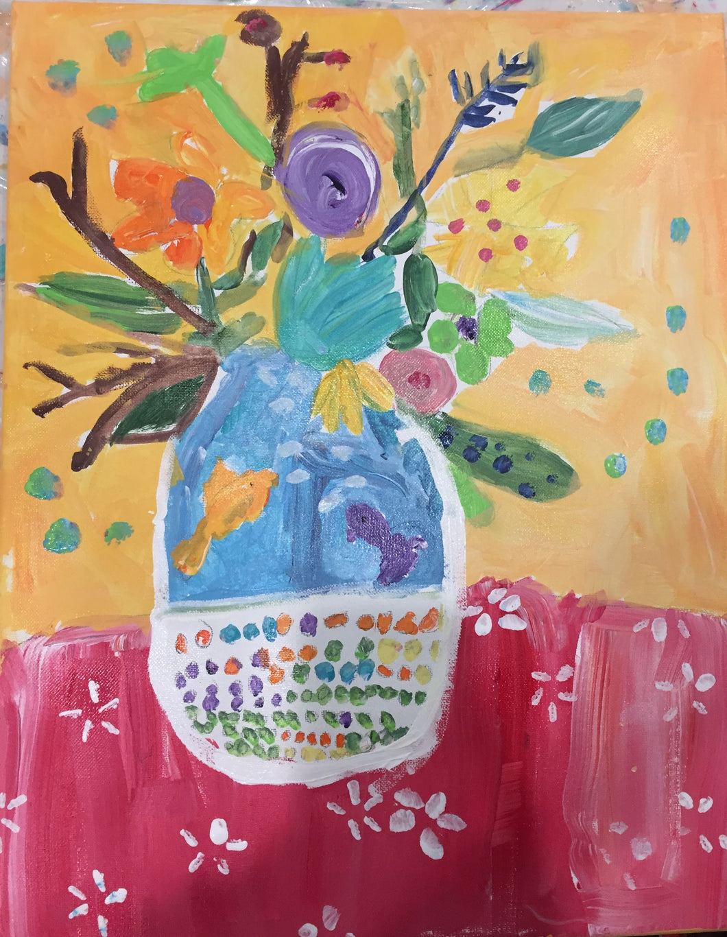 ART CAMP MORNING SESSION 9:30-11:30 a.m. June 10,11,12