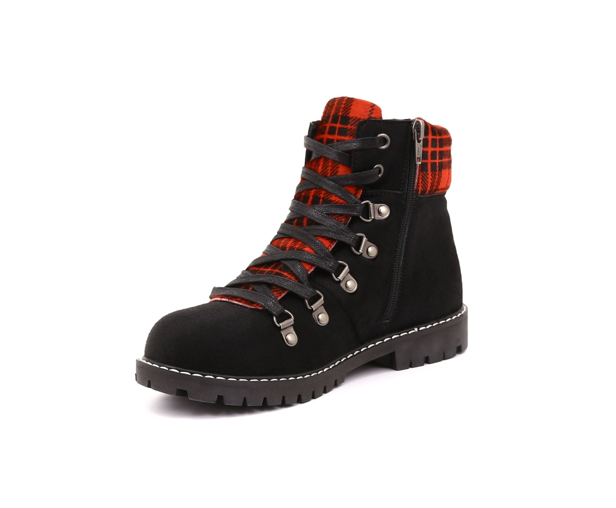 Aisha Women's Winter Boot - Scottish Red - Alfred Cloutier Ltd. - Canada