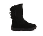 Kalinda Women's Winter Boot with Retractable Cleats - Alfred Cloutier Ltd. - Canada