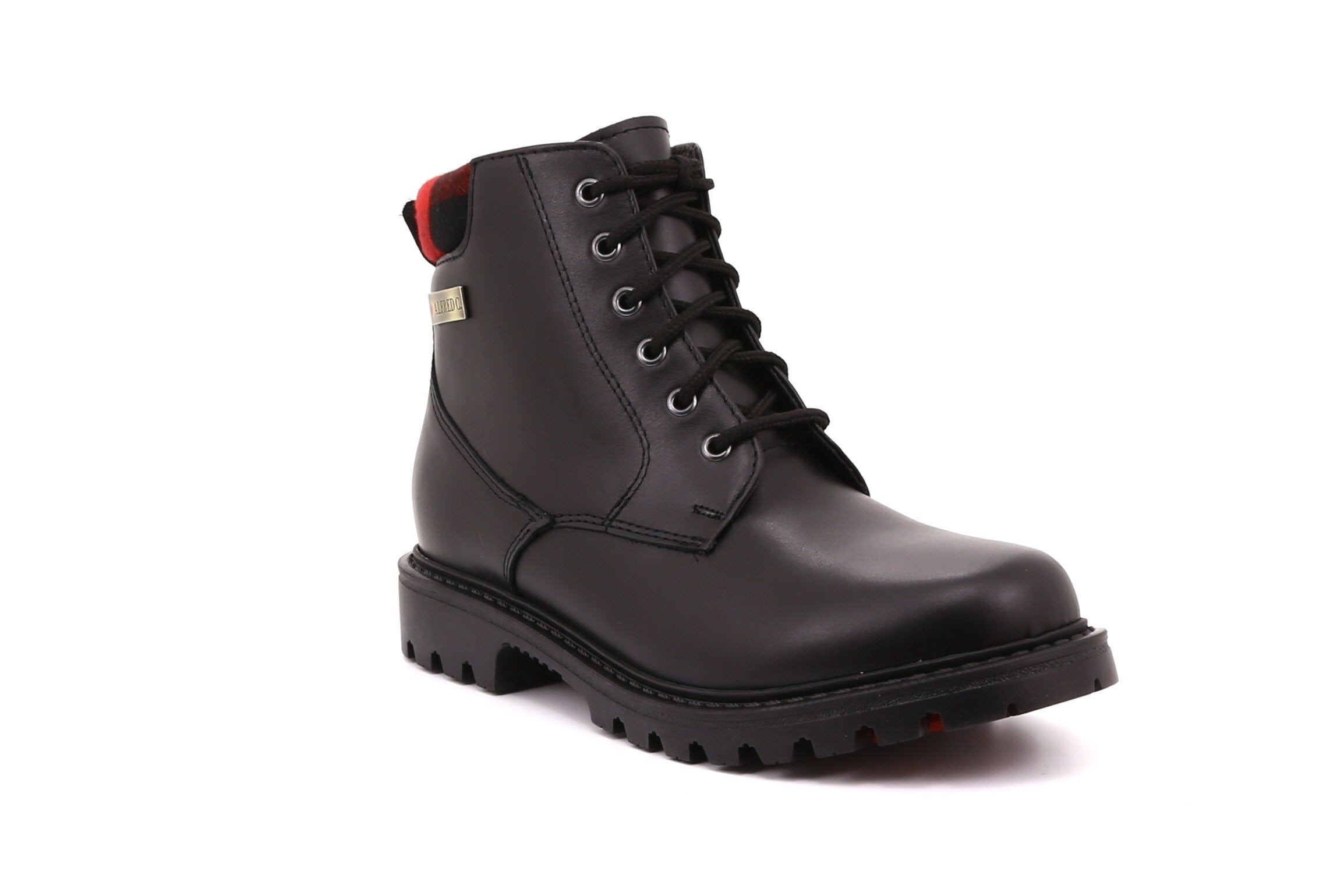 Matthew Men's Winter Boot with Retractable Cleats - Alfred Cloutier Ltd. - Canada