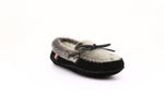 Aurora Women's Sealskin Slippers with Suede Sole - Alfred Cloutier Ltd. - Canada