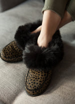Mila Women's Slippers with Rubber Sole - Alfred Cloutier Ltd. - Canada
