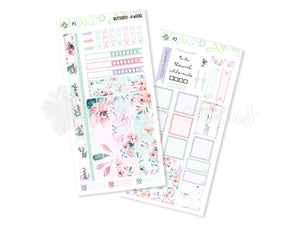 Butterfly Weekly Kit - For Hobonichi Weeks