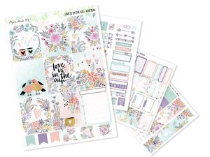 Love is in the Air Weekly Kit - Basics