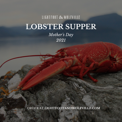 Mother's Day Lobster Supper