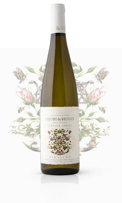 2018 Terroir Series Riesling