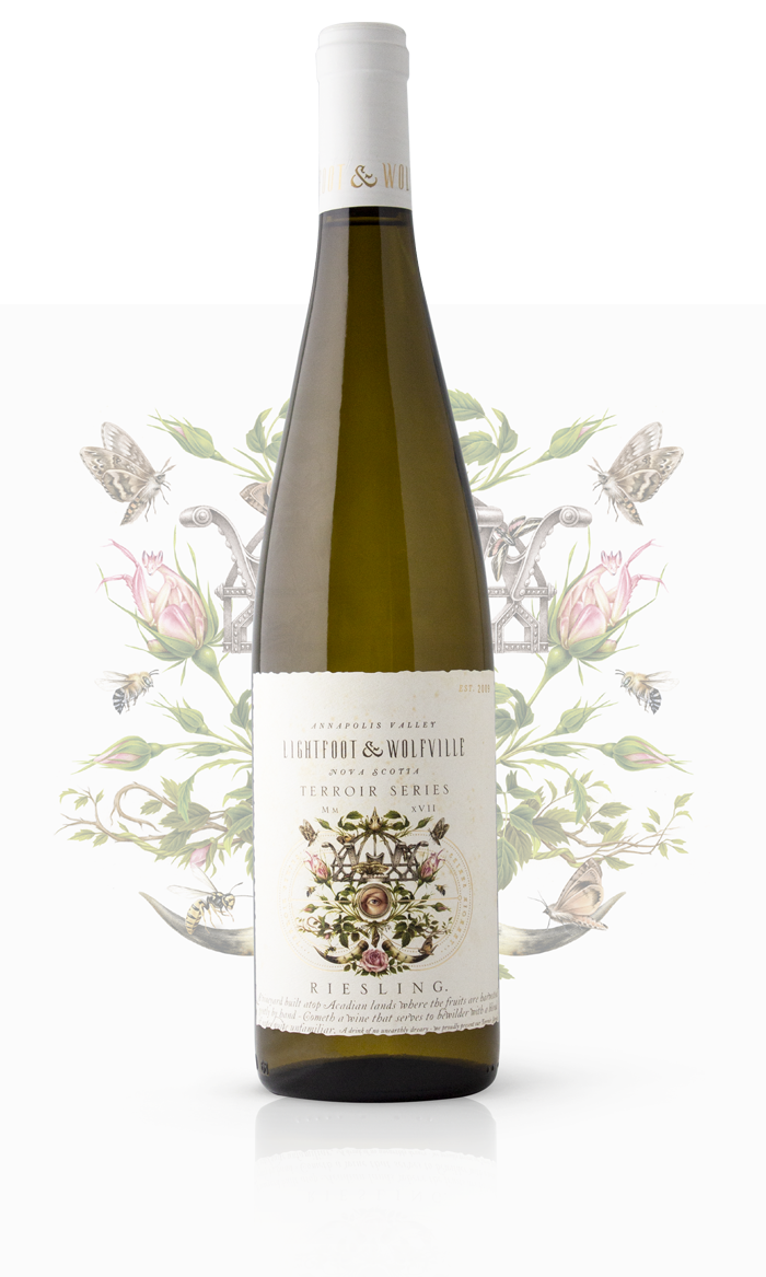 2019 Terroir Series Riesling