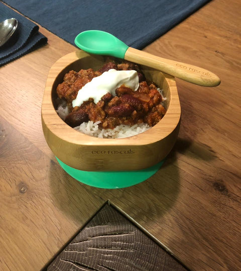 Family favourite - Chilli Con Carne with hidden vegetables