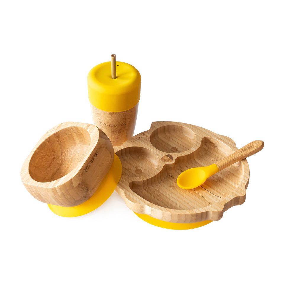 bamboo owl suction plate