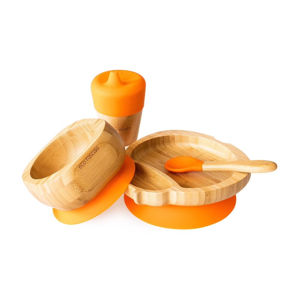 bamboos tableware products-Ecorascals
