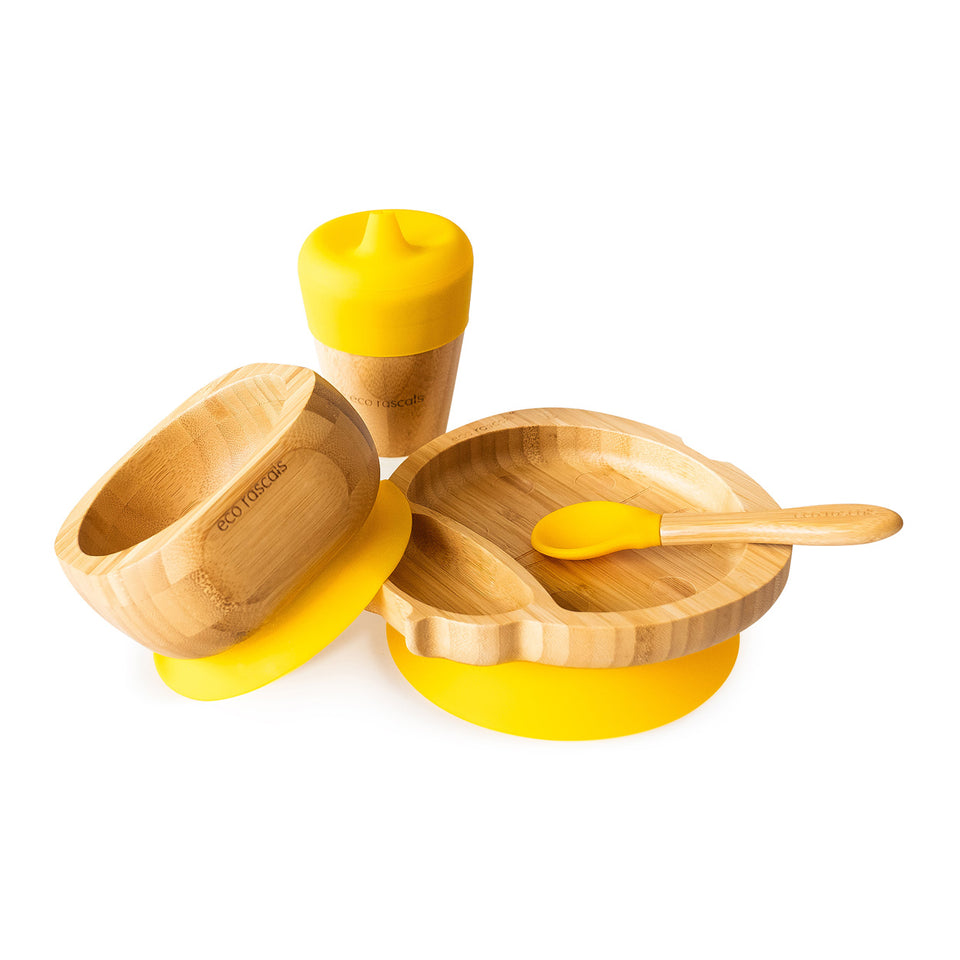 bamboo tableware products-Ecorascals