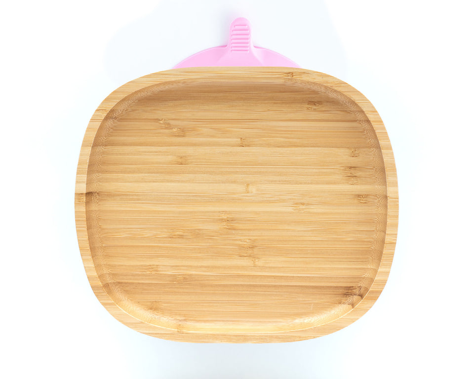 Bamboo classic open dinner plate-tableware products