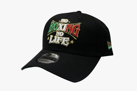 Gorra No boxing No Life Negra