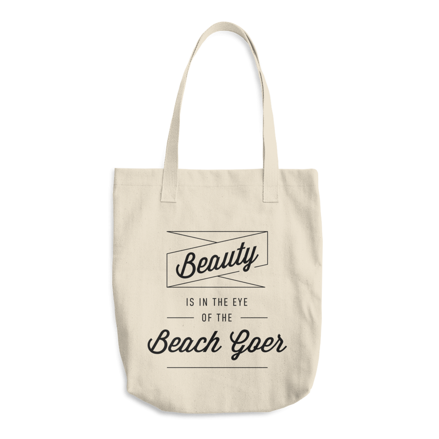 Travel Themed Tote: Beach Goer