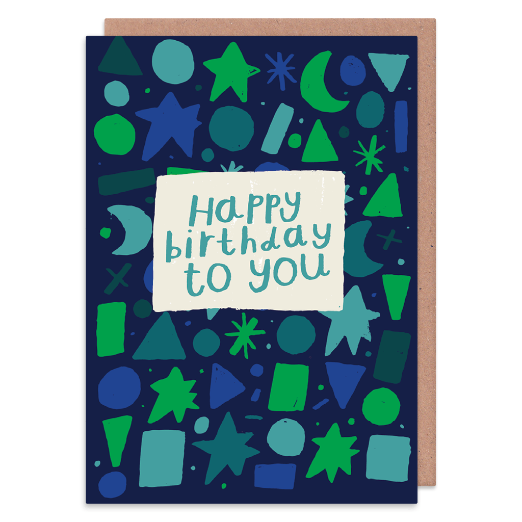 Happy Birthday To Youg Card by Nikki Miles - Whale and Bird
