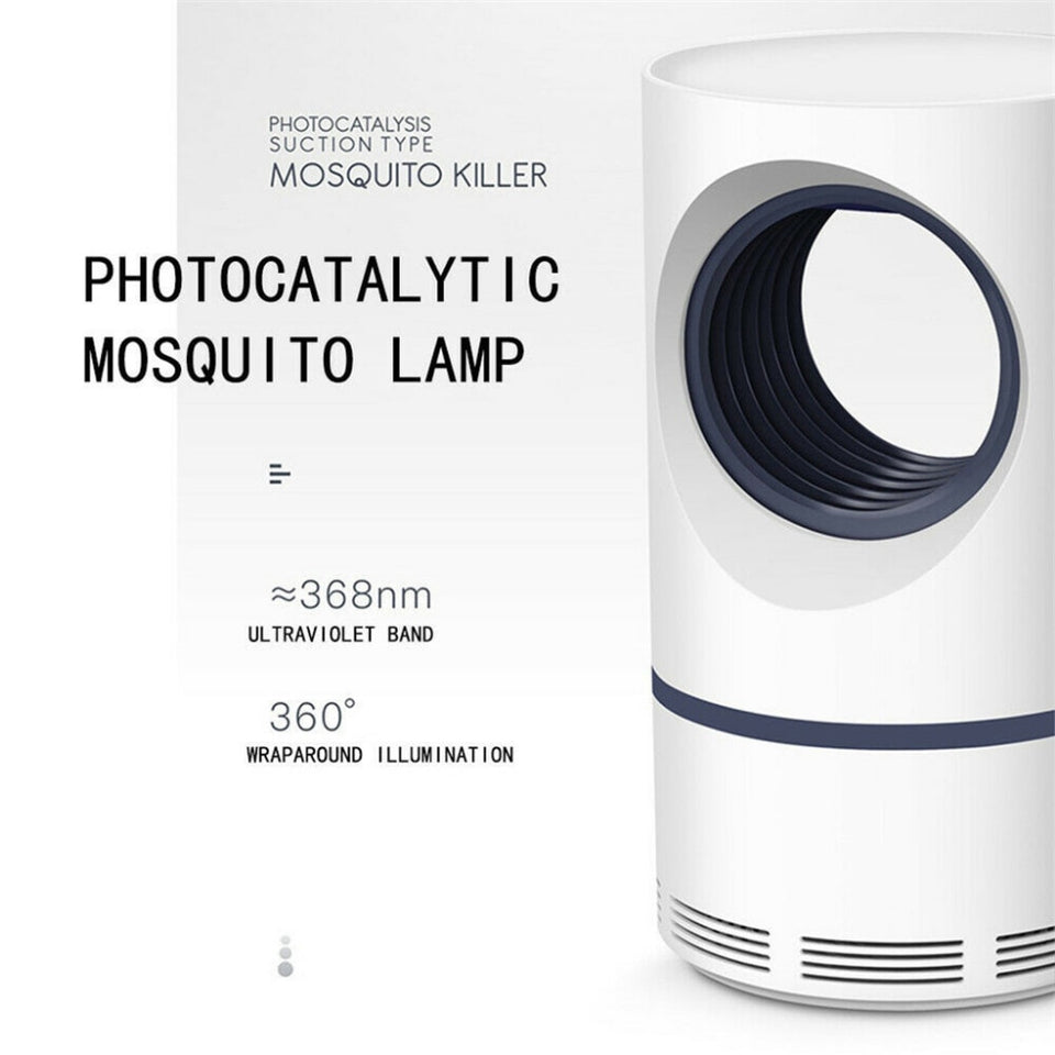 Portable Ultraviolet USB Mosquito Lamp