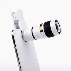 iPhone Camera Zoom Lens Smartphone Telephoto Android Lens
