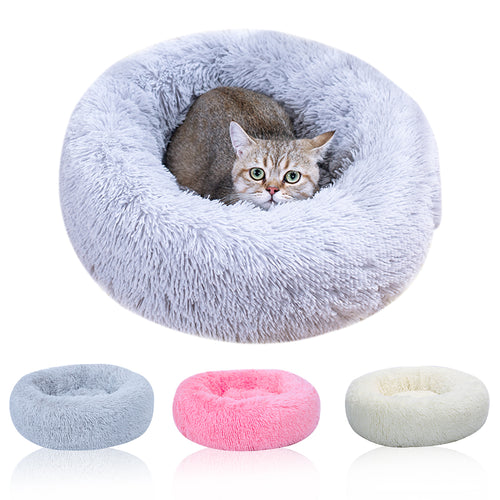 Warm Fleece Dog / Cat Bed
