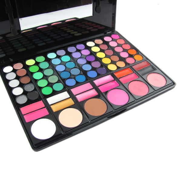 Professional 78 Color Makeup Eyeshadow Palette
