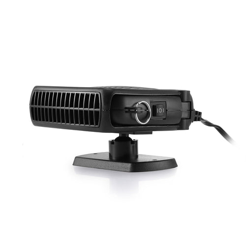 Portable Car Heater & Defroster With Fan