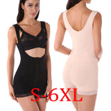 Zipper Body Shaper