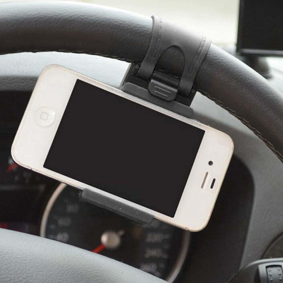 Universal Car Phone Clip Holder