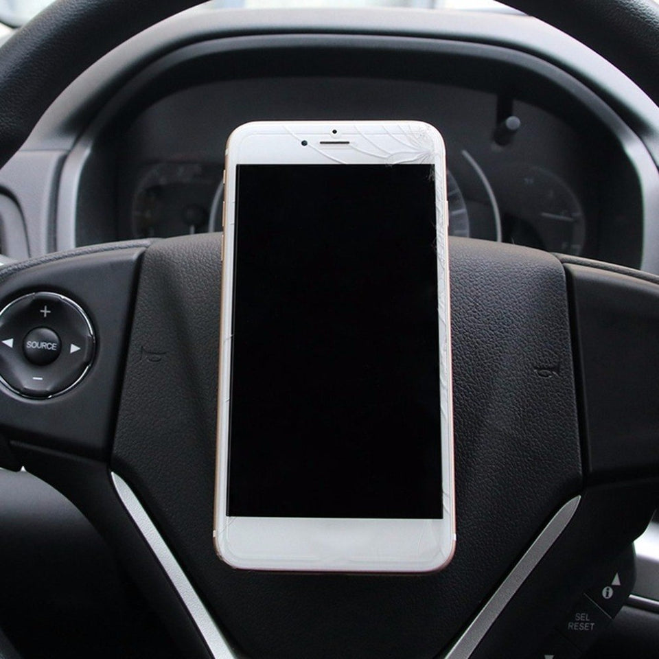Steering Wheel Phone Magnetic Holder