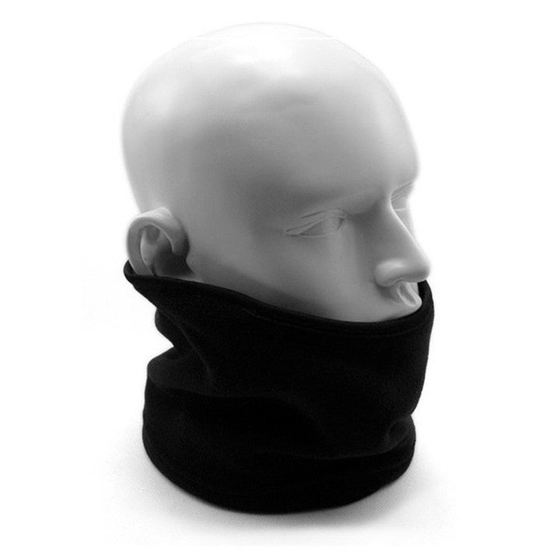 Full Face Mask Cover Hat Cap Motorcycle Thermal Fleece