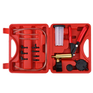 2 In 1 Brake Bleeder & Vacuum Pump