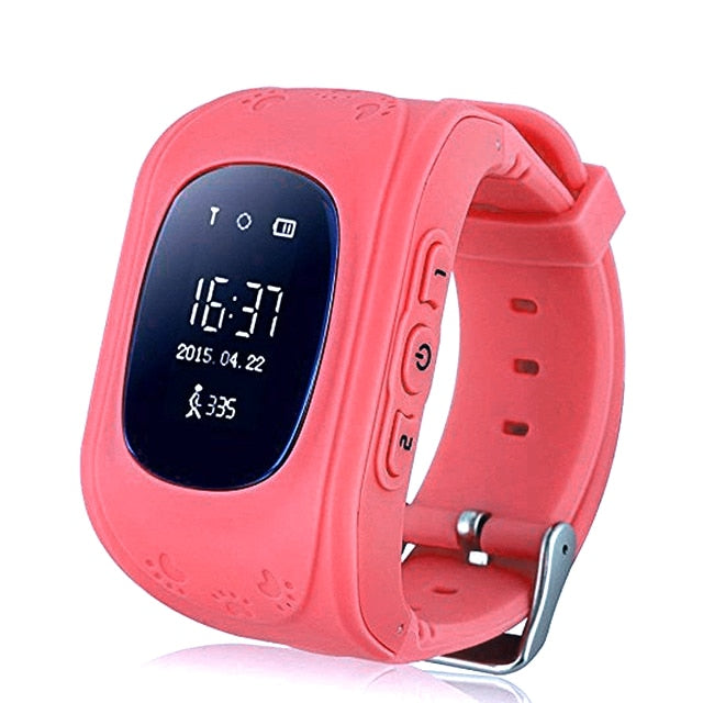 GPS Kid Tracker Smart Watch