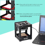 1500mW High Speed Mini USB Laser Automatic DIY Print Engraving Carving Machine