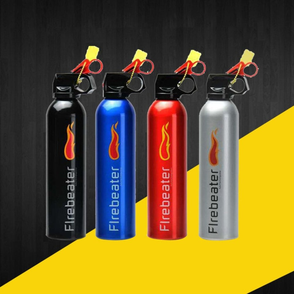 Portable Fire Extinguisher For Car Laboratories Hotels Home