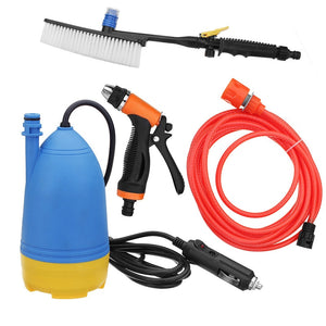 Electric High Pressure Car washer Pump with Brush Kit