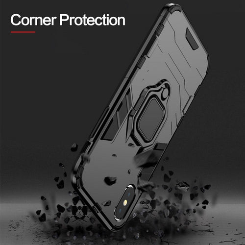 Shockproof Magnetic Case For iPhone