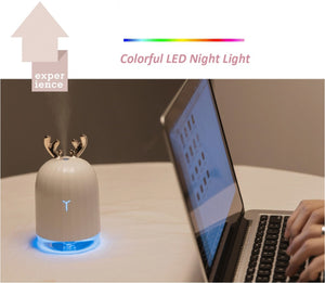 Essential Oil Diffuser with Night Light