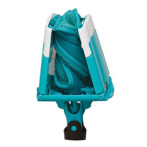 Microfiber Mop with Self-wash & Quick-Dry Bucket