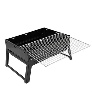 SMALL PORTABLE STEEL BBQ